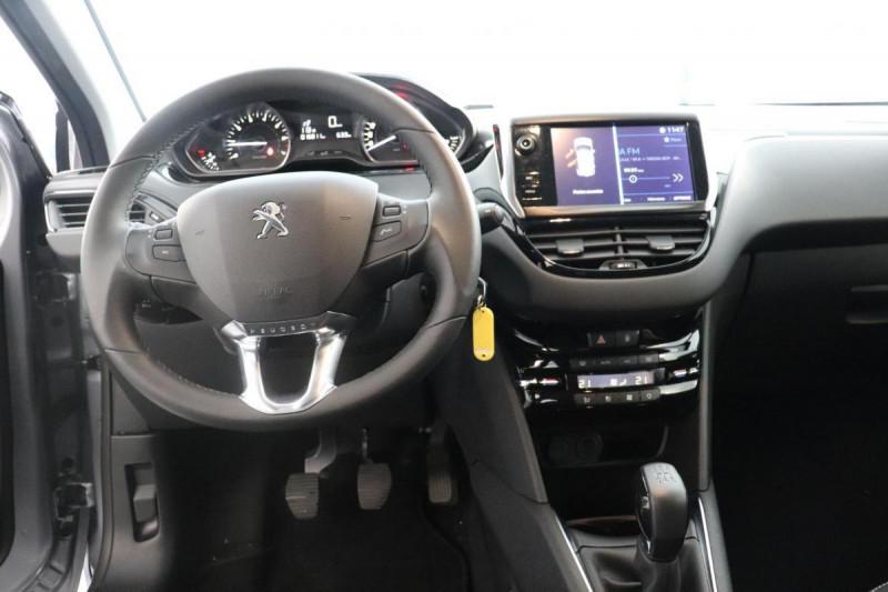 Peugeot 208 PureTech 82ch S&S BVM5 Active Gris occasion à Saint-Herblain - photo n°4