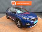 Peugeot 3008 HYbrid4 Hybrid4 - 300 - BV e-EAT8  II 2016 GT Line PHASE 1 Bleu à Lormont 33