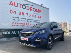 Peugeot 3008 Bleu, garage AUTODROME à Marseille 10