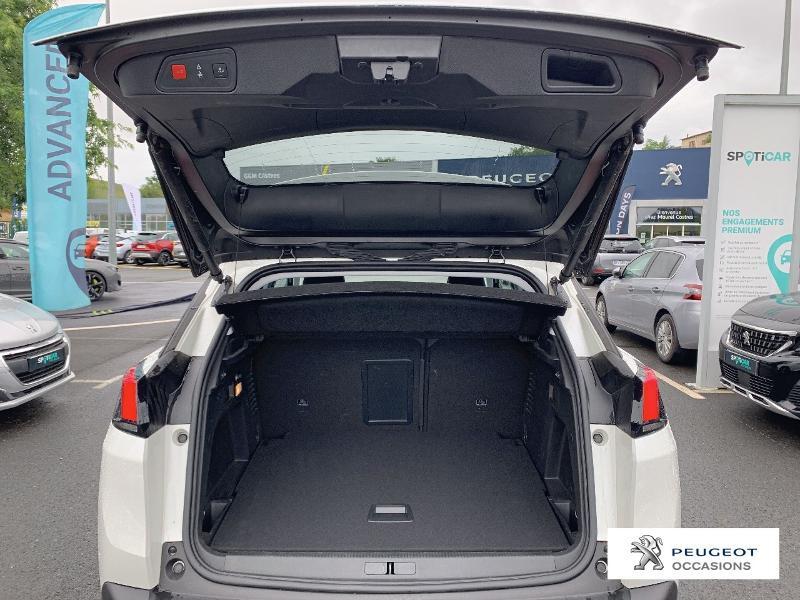 Peugeot 3008 1.2 PureTech 130ch Allure S&S EAT6 Blanc occasion à CASTRES - photo n°6
