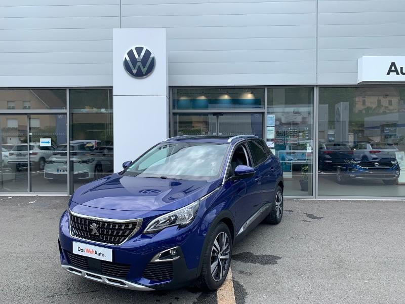 Peugeot 3008 1.2 PureTech 130ch Allure S&S Bleu occasion à Figeac