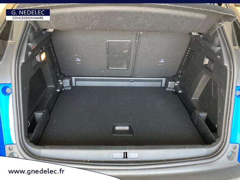 Peugeot 3008 1.2 PureTech 130ch S&S Allure Pack EAT8  occasion à Concarneau - photo n°6