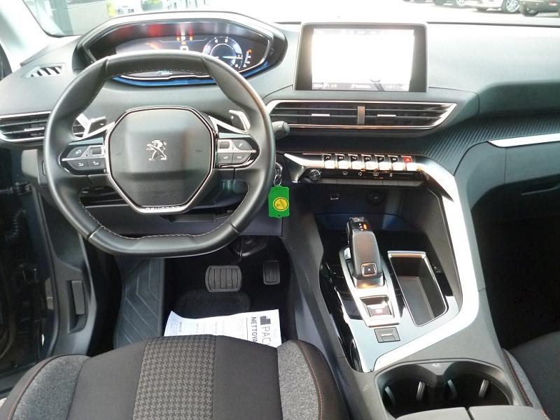 Peugeot 3008 1.5 BLUEHDI 130CH E6.C ACTIVE BUSINESS S&S EAT8 Gris occasion à La Chapelle-Basse-Mer - photo n°4