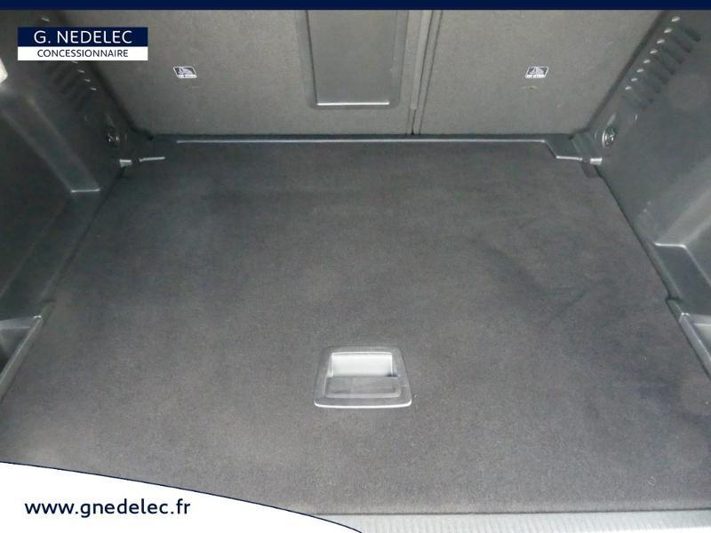 Peugeot 3008 1.5 BlueHDi 130ch E6.c Active S&S 6cv Gris occasion à Quimper - photo n°4