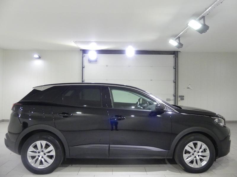 Peugeot 3008 1.5 BlueHDi 130ch E6.c Active S&S EAT8 Noir occasion à Quimper - photo n°4