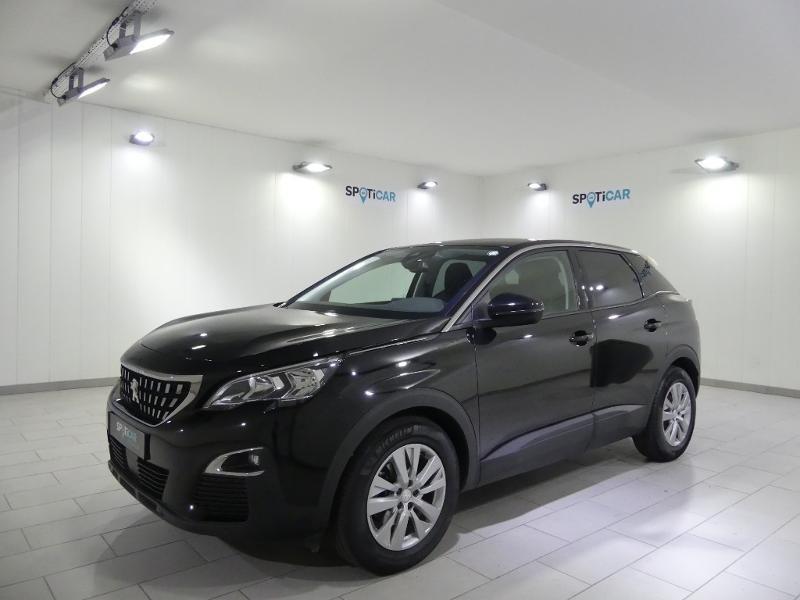 Peugeot 3008 1.5 BlueHDi 130ch E6.c Active S&S EAT8 Noir occasion à Quimper