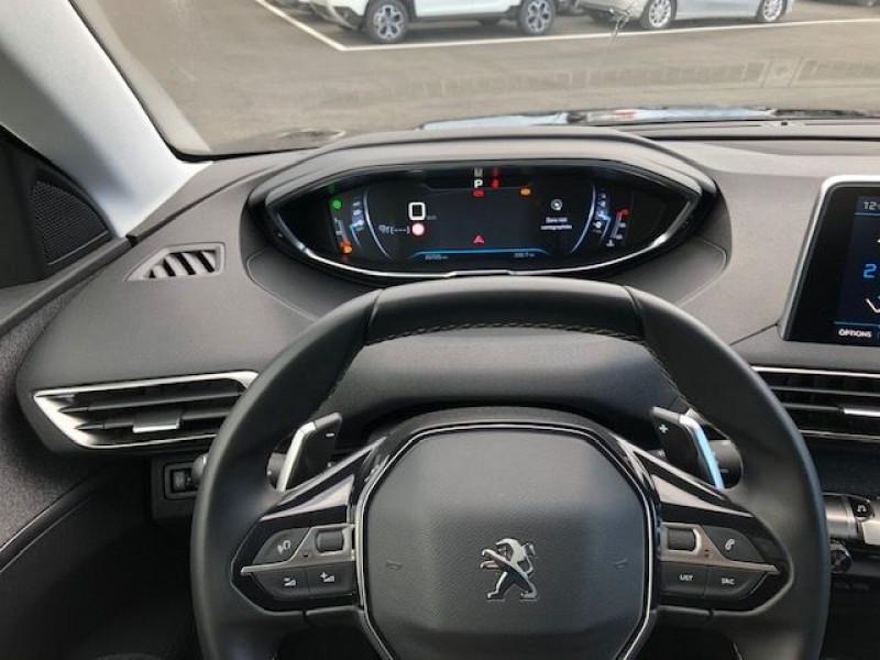 Peugeot 3008 1.5 BLUEHDI 130CH E6.C ALLURE S&S EAT8 Noir occasion à Mées - photo n°2