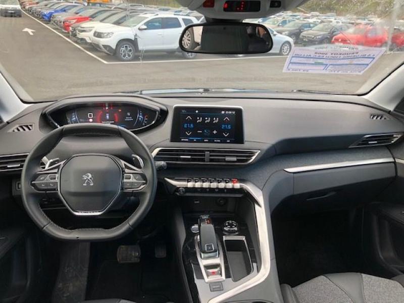 Peugeot 3008 1.5 BLUEHDI 130CH E6.C ALLURE S&S EAT8 Noir occasion à Mées - photo n°3