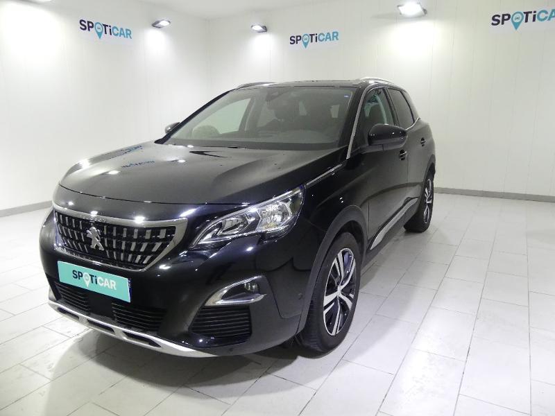 Peugeot 3008 1.5 BlueHDi 130ch E6.c Allure S&S Noir occasion à Quimper