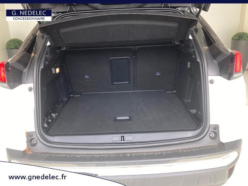 Peugeot 3008 1.5 BlueHDi 130ch E6.c Crossway S&S EAT8 Blanc occasion à Carhaix-Plouguer - photo n°6