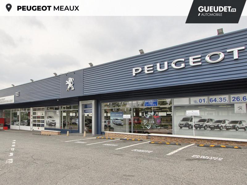 Peugeot 3008 1.5 BlueHDi 130ch E6.c Crossway S&S Beige occasion à Meaux - photo n°20