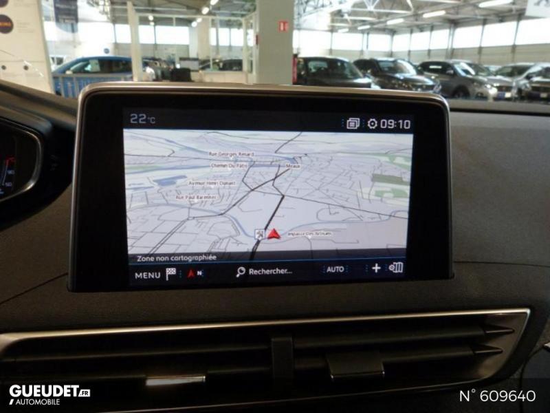 Peugeot 3008 1.5 BlueHDi 130ch E6.c Crossway S&S Beige occasion à Meaux - photo n°14