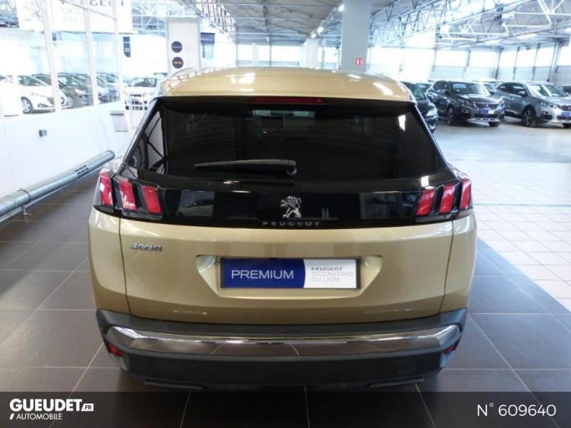 Peugeot 3008 1.5 BlueHDi 130ch E6.c Crossway S&S Beige occasion à Meaux - photo n°5