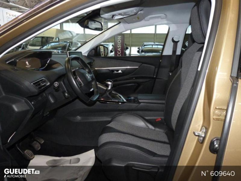 Peugeot 3008 1.5 BlueHDi 130ch E6.c Crossway S&S Beige occasion à Meaux - photo n°9