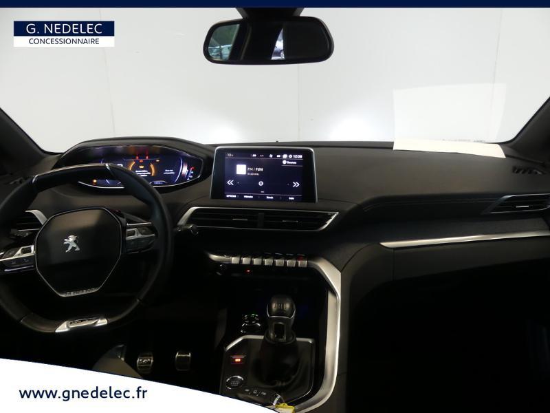 Peugeot 3008 1.5 BlueHDi 130ch E6.c GT Line S&S 7cv Bleu occasion à Carhaix-Plouguer - photo n°7