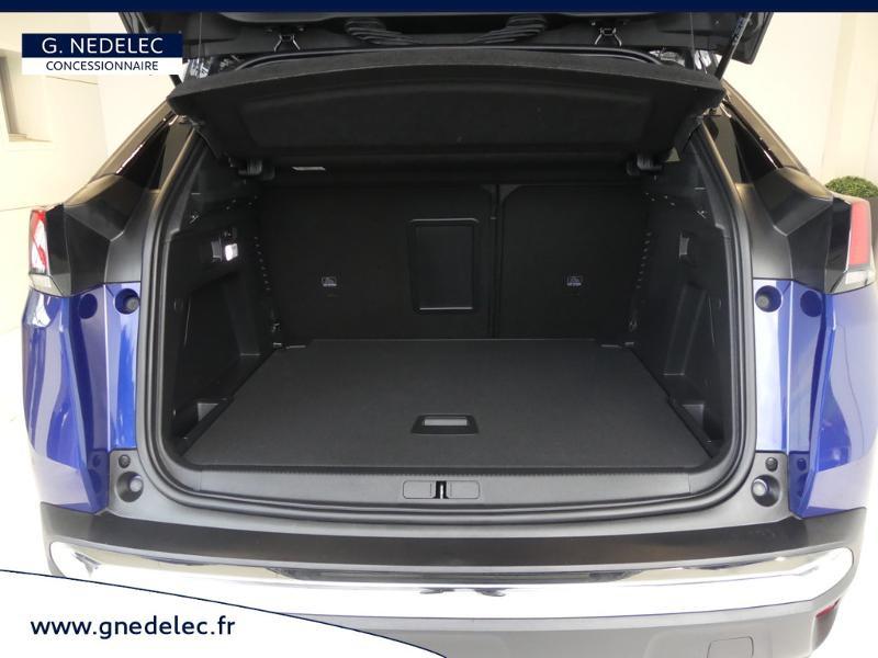 Peugeot 3008 1.5 BlueHDi 130ch E6.c GT Line S&S 7cv Bleu occasion à Carhaix-Plouguer - photo n°5