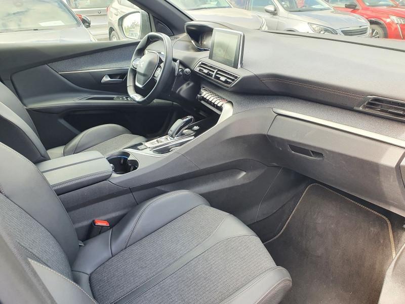 Peugeot 3008 1.5 BLUEHDI 130CH E6.C GT LINE S&S EAT8 Gris occasion à Campsas - photo n°7