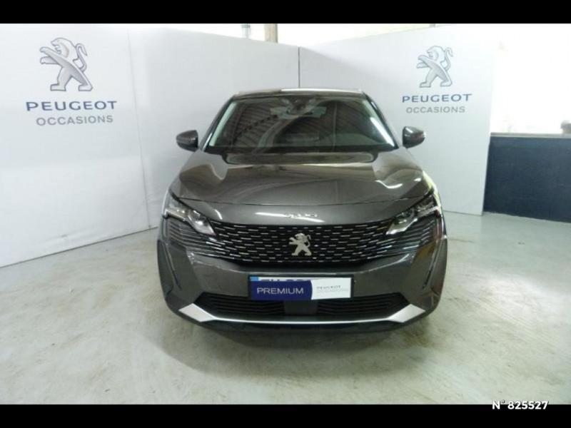 Peugeot 3008 1.5 BlueHDi 130ch S&S Allure EAT8 Gris occasion à Avon - photo n°3