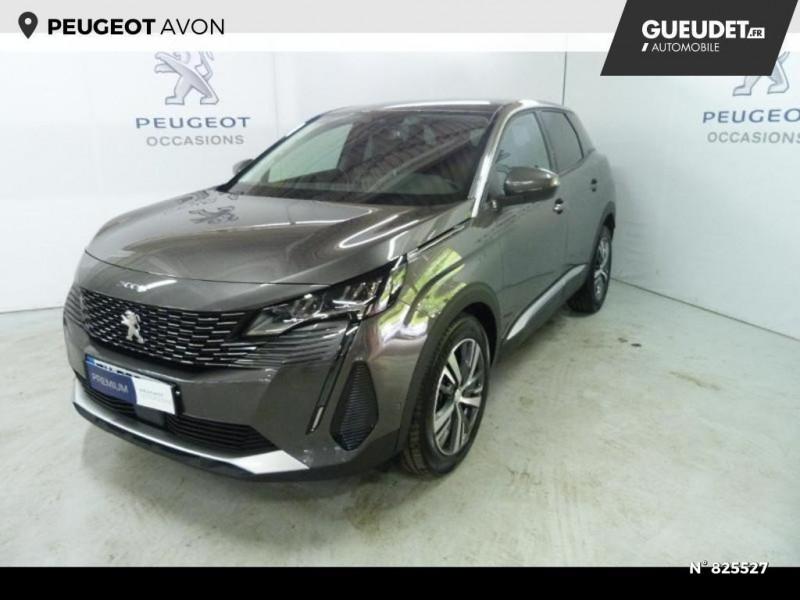 Peugeot 3008 1.5 BlueHDi 130ch S&S Allure EAT8 Gris occasion à Avon