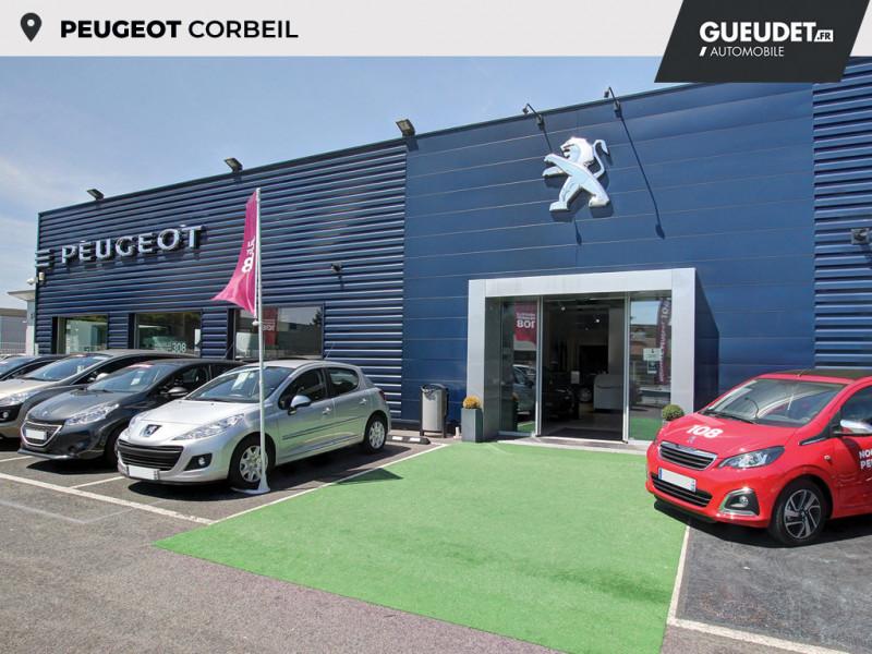 Peugeot 3008 1.5 BlueHDi 130ch S&S Allure EAT8 Bleu occasion à Corbeil-Essonnes - photo n°16