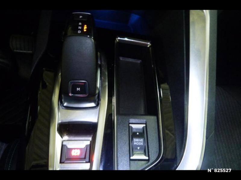 Peugeot 3008 1.5 BlueHDi 130ch S&S Allure EAT8 Gris occasion à Avon - photo n°15