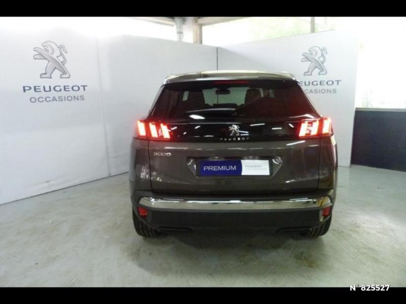 Peugeot 3008 1.5 BlueHDi 130ch S&S Allure EAT8 Gris occasion à Avon - photo n°5