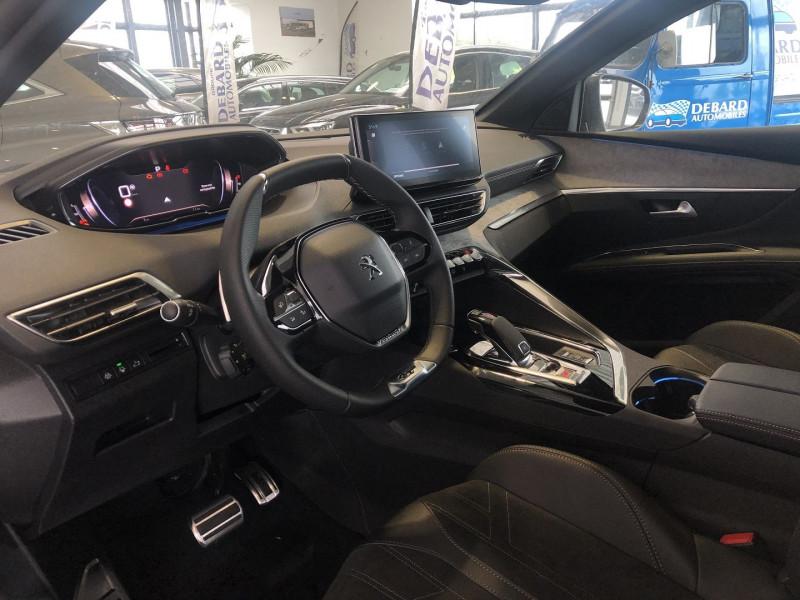 Peugeot 3008 1.5 BLUEHDI 130CH S&S GT EAT8 Gris occasion à Mérignac - photo n°5
