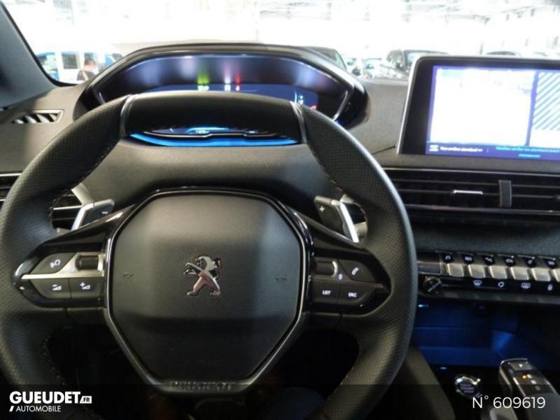 Peugeot 3008 1.5 BlueHDi 130ch S&S GT Line EAT8 Gris occasion à Meaux - photo n°8