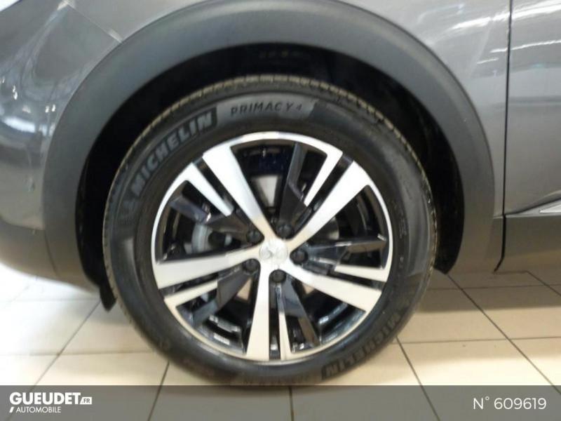 Peugeot 3008 1.5 BlueHDi 130ch S&S GT Line EAT8 Gris occasion à Meaux - photo n°11