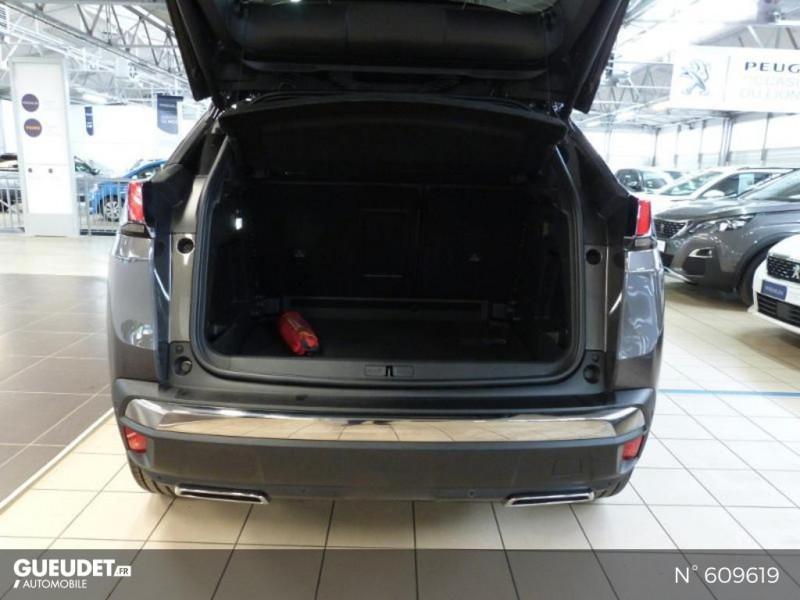 Peugeot 3008 1.5 BlueHDi 130ch S&S GT Line EAT8 Gris occasion à Meaux - photo n°6