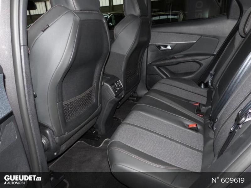 Peugeot 3008 1.5 BlueHDi 130ch S&S GT Line EAT8 Gris occasion à Meaux - photo n°10