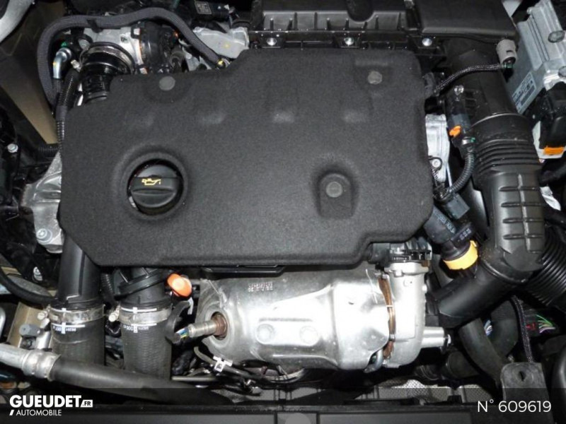 Peugeot 3008 1.5 BlueHDi 130ch S&S GT Line EAT8 Gris occasion à Meaux - photo n°12