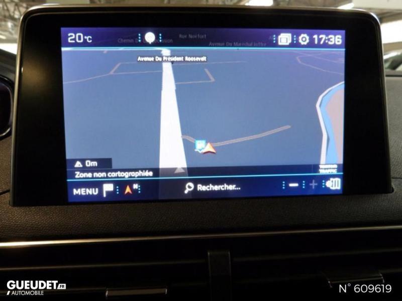 Peugeot 3008 1.5 BlueHDi 130ch S&S GT Line EAT8 Gris occasion à Meaux - photo n°14