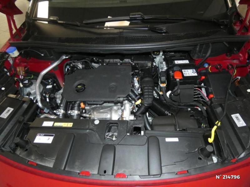 Peugeot 3008 1.5 BlueHDi 130ch S&S GT Line EAT8 Rouge occasion à Corbeil-Essonnes - photo n°12