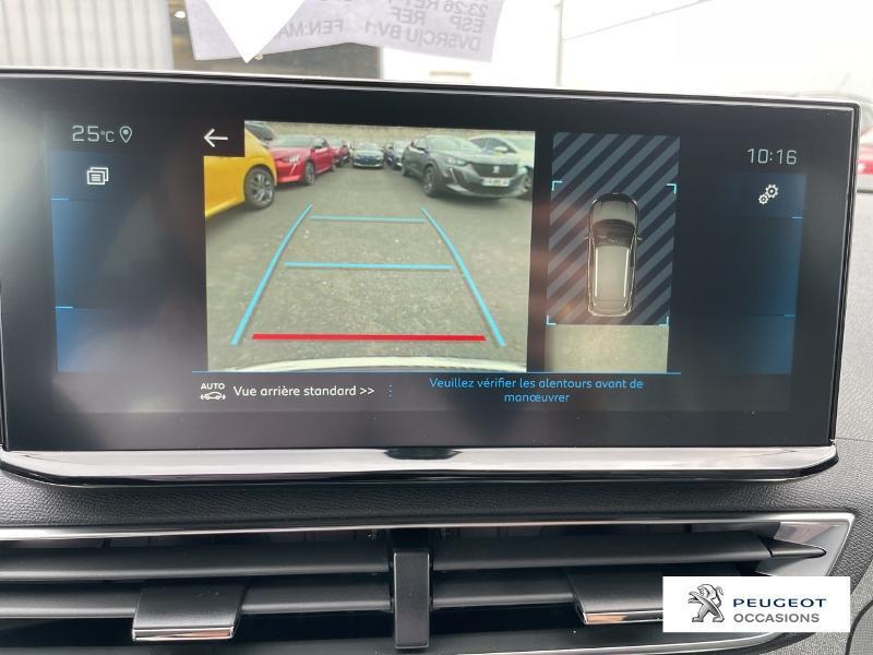 Peugeot 3008 1.5 BlueHDi 130ch S&S Roadtrip EAT8 Gris occasion à Albi - photo n°15