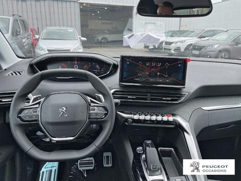 Peugeot 3008 1.5 BlueHDi 130ch S&S Roadtrip EAT8 Gris occasion à Albi - photo n°8