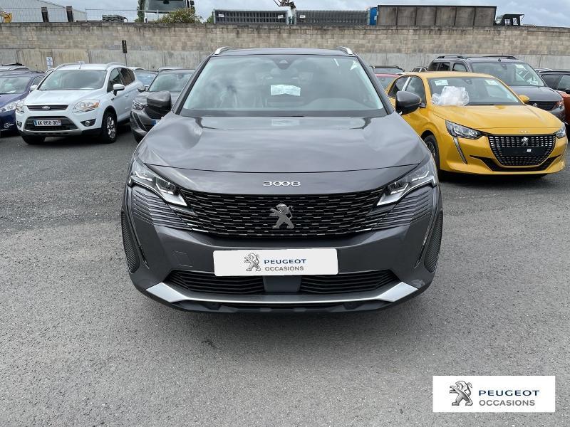 Peugeot 3008 1.5 BlueHDi 130ch S&S Roadtrip EAT8 Gris occasion à Albi - photo n°17