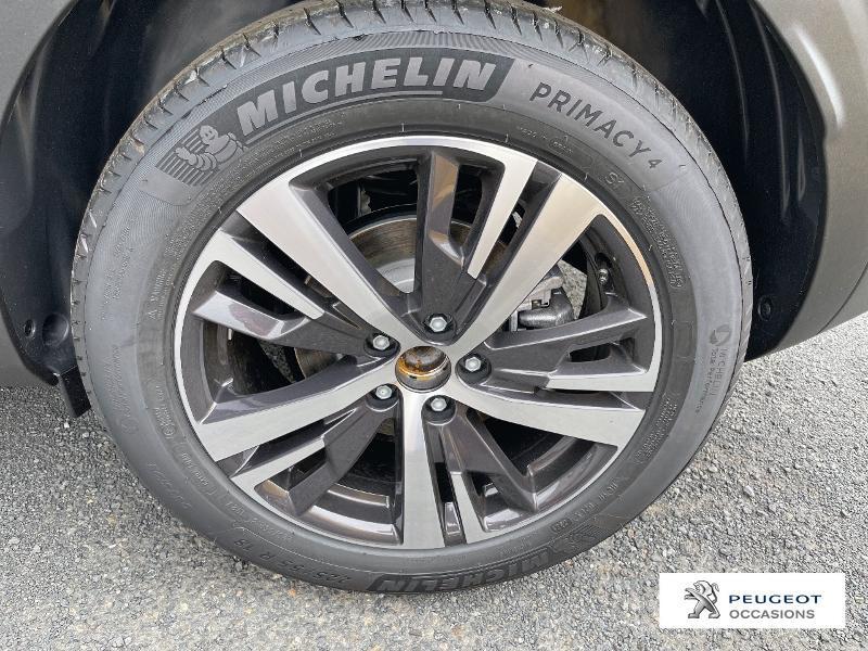 Peugeot 3008 1.5 BlueHDi 130ch S&S Roadtrip EAT8 Gris occasion à Albi - photo n°11