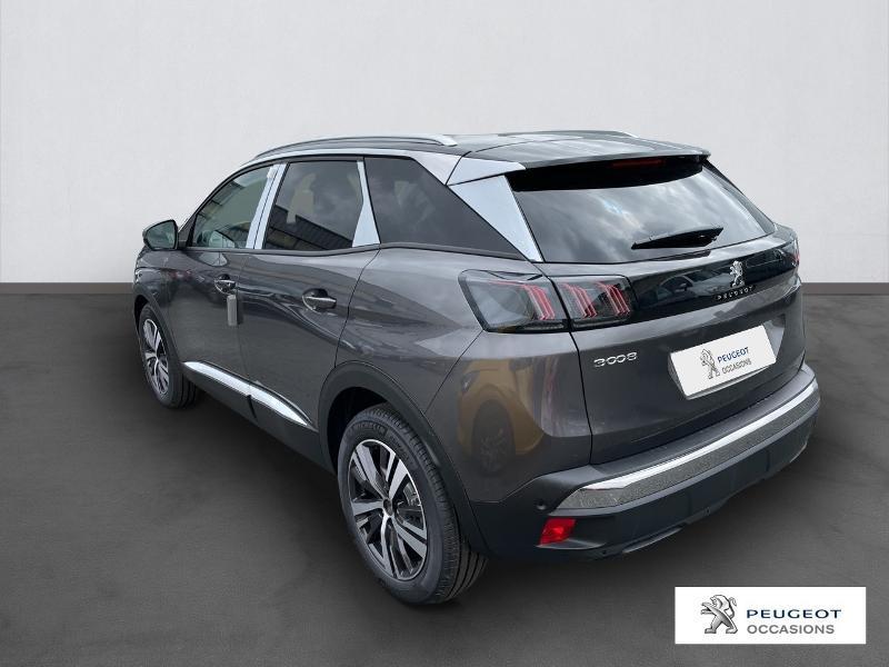 Peugeot 3008 1.5 BlueHDi 130ch S&S Roadtrip EAT8 Gris occasion à Albi - photo n°2
