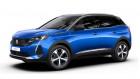Peugeot 3008 1.5 bluehdi 130cv bvm6 gt + hayon mains libres + grip contro Bleu à Ganges 34