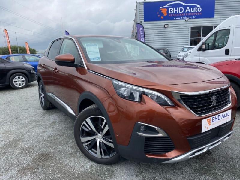 Peugeot 3008 occasion 2018 mise en vente à Biganos par le garage BHD AUTO - photo n°1
