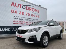 Peugeot 3008 Blanc, garage AUTODROME à Marseille 10