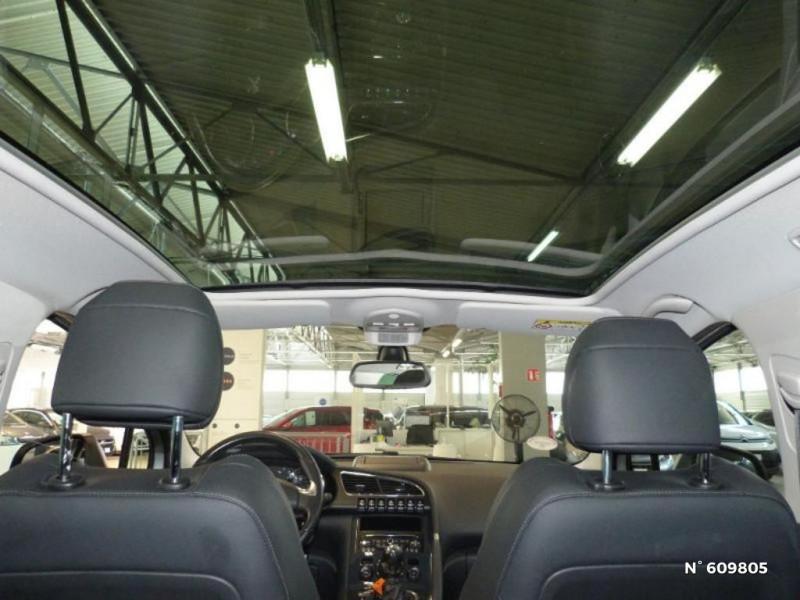 Peugeot 3008 1.6 BlueHDi 120ch Allure S&S Gris occasion à Meaux - photo n°16