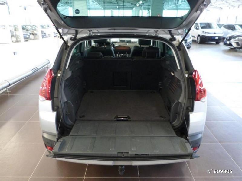 Peugeot 3008 1.6 BlueHDi 120ch Allure S&S Gris occasion à Meaux - photo n°6