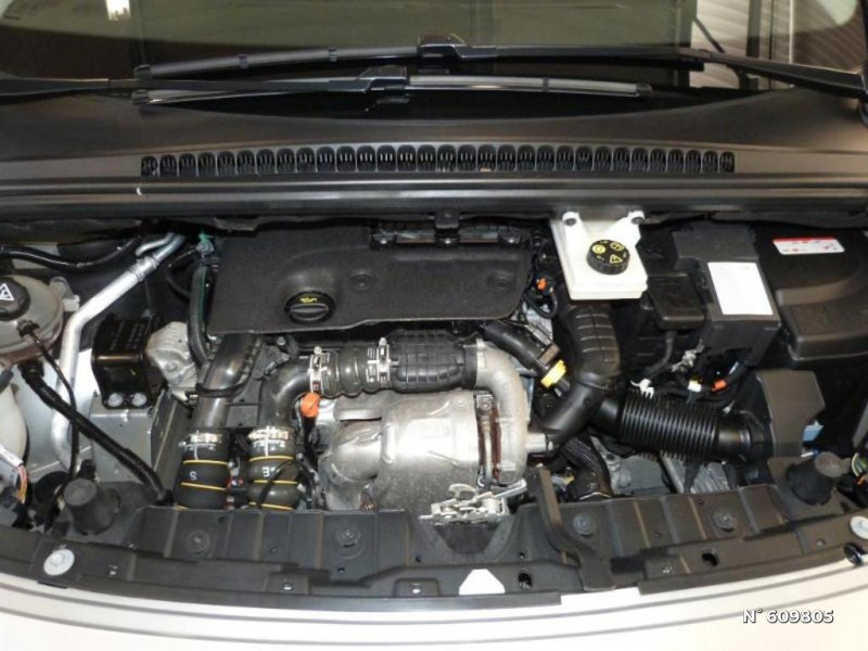Peugeot 3008 1.6 BlueHDi 120ch Allure S&S Gris occasion à Meaux - photo n°12