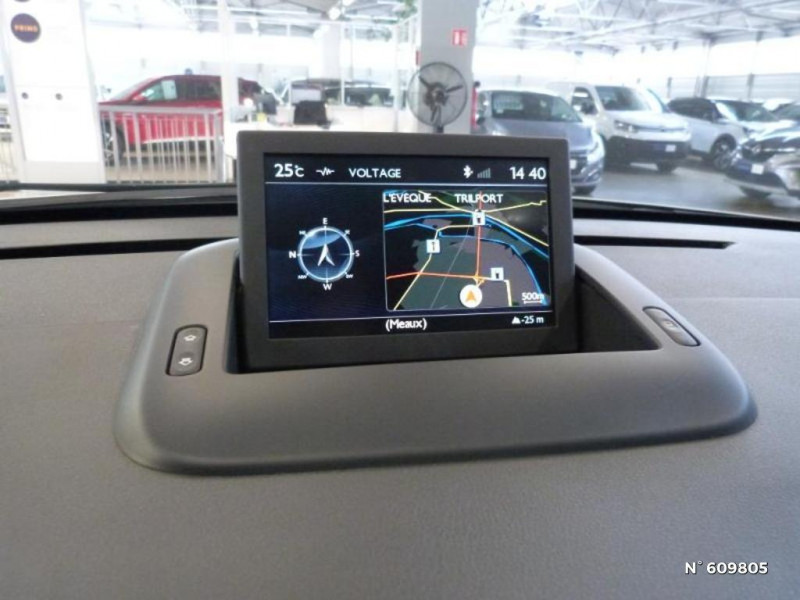 Peugeot 3008 1.6 BlueHDi 120ch Allure S&S Gris occasion à Meaux - photo n°14