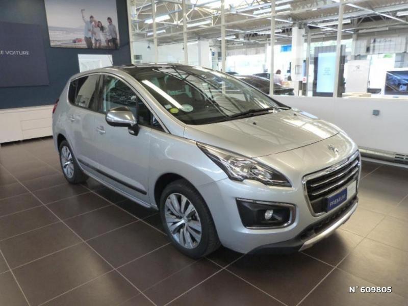 Peugeot 3008 1.6 BlueHDi 120ch Allure S&S Gris occasion à Meaux - photo n°2
