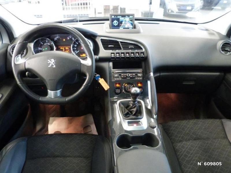 Peugeot 3008 1.6 BlueHDi 120ch Allure S&S Gris occasion à Meaux - photo n°8