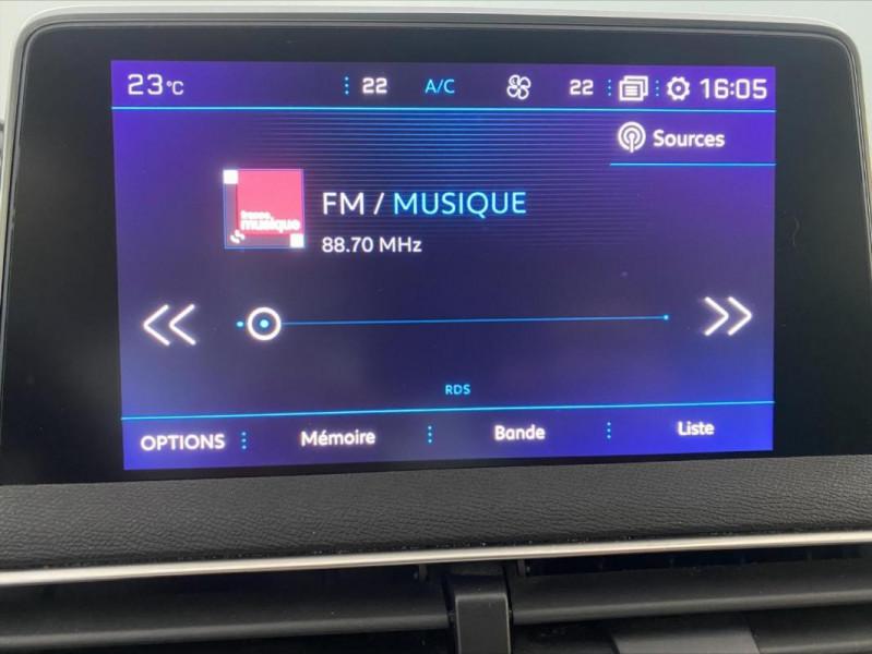 Peugeot 3008 1.6 BlueHDi 120ch S&S BVM6 Allure Gris occasion à Toulouse - photo n°13