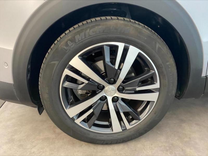 Peugeot 3008 1.6 BlueHDi 120ch S&S BVM6 Allure Gris occasion à Toulouse - photo n°11